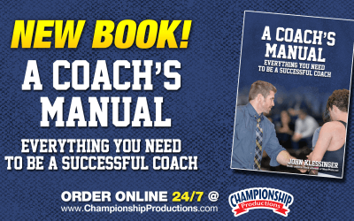 New Book! A Coach's Manual