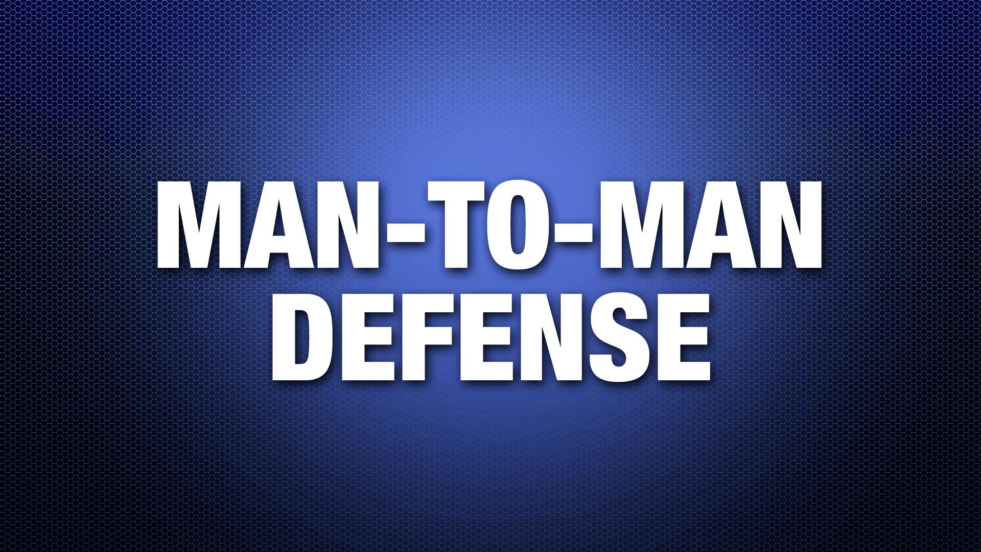 Man-to-ManDefense